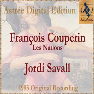 Couperin, F: Les Nations Product Image