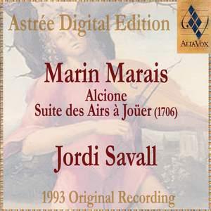Marin Marais: Alcione - Suite Des Airs À Joüer (1706)