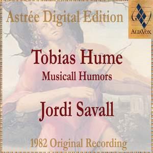 Tobias Hume: Musical Humors