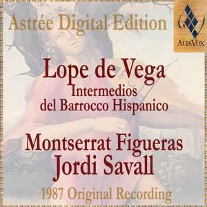 Lope De Vega: Intermedios Del Barrocco Hispanico