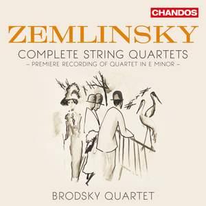 Zemlinsky: String Quartets Product Image