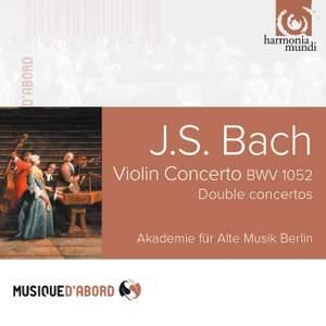 JS Bach: Violin Concerto & Double Concertos