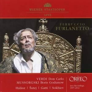 Ferruccio Furlanetto - Vienna State Opera Live