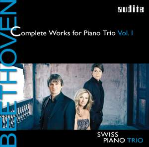 Beethoven: Complete Works for Piano Trio Vol. I