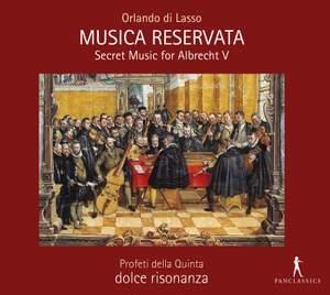 Lasso: Musica Reservata