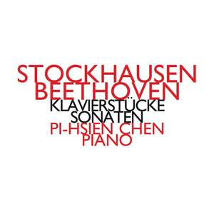 Beethoven & Stockhausen: Piano Pieces