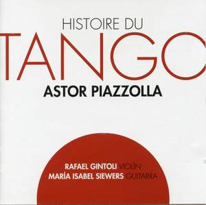 Piazzolla: Histoire du tango Product Image