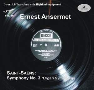 Saint-Saëns: Symphony No. 3 in C minor, Op. 78 'Organ Symphony'