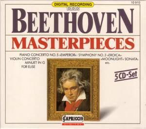 Beethoven Masterpieces, Vols. 1-5