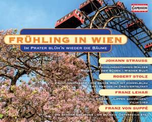 Spring In Vienna - Strauss Ii, / Lehar, F. / Stolz, R. / Kreisler, F. / Suppe, F. Von