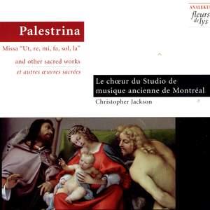 Palestrina: Missa Ut re mi fa sol la