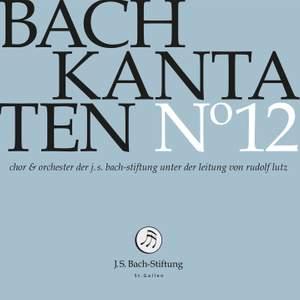 J.S. Bach: Cantatas, Vol. 12