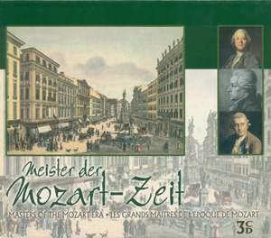 Mozart Era (Meister Der Mozart-Zeit) - Kraus, J.M. / Naumann, J.G. / Salieri, A. / Rosetti, A. / Dittersdorf, C.D. Von / Gluck, C.W. Product Image