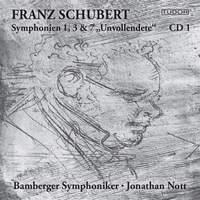 Schubert: Symphonies Nos. 1, 3 & 7