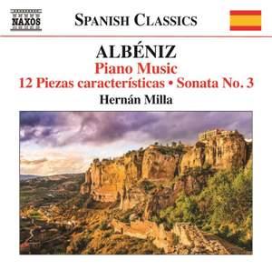 Albéniz: Piano Music, Volume 7
