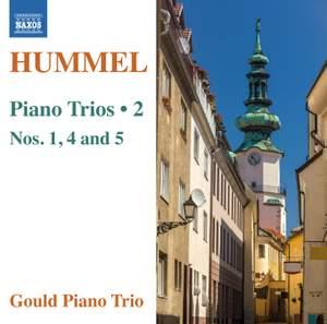 Hummel: Piano Trios Volume 2 Product Image