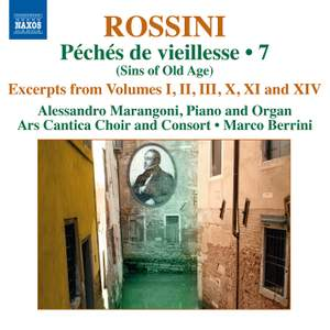 Rossini - Complete Piano Music Volume 7 Product Image