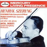 Schumann & Mendelssohn: Violin Concertos