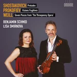 Benjamin Schmid & Lisa Smirnova