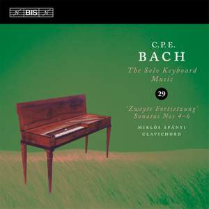 C P E Bach - Solo Keyboard Music Volume 29