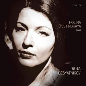 Rota & Desyanikov: Works for Piano