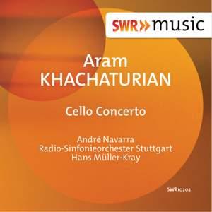Khachaturian: Cello Concerto in E minor