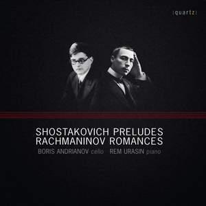 Shostakovich & Rachmaninov: Preludes & Romances
