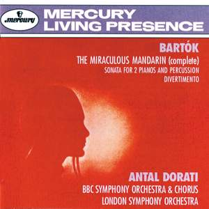 Bartók: Chamber and Orchestral Works