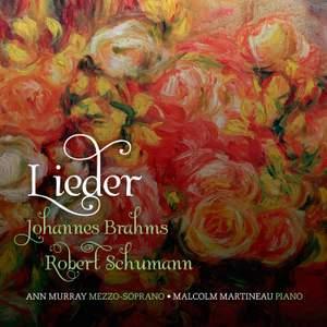 Brahms & Schumann: Lieder