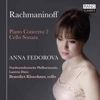 Rachmaninov: Piano Concerto No. 2 & Cello Sonata