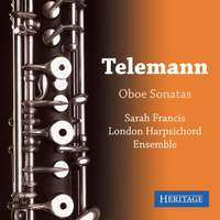 Telemann: Oboe Sonatas