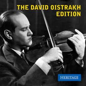 The David Oistrakh Edition Product Image