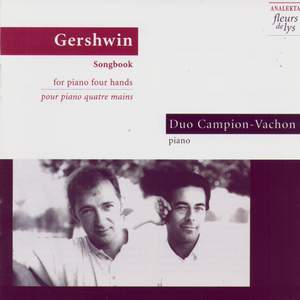 Gershwin: Songbook for Piano Four Hands