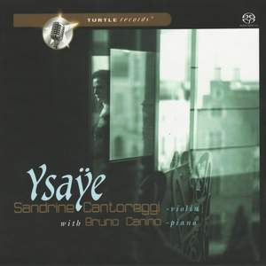 Ysaÿe: Music for Violin & Piano
