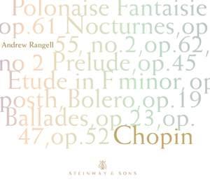 A Chopin Recital: Andrew Rangell