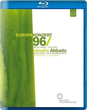 Europakonzert 1996 from St. Petersburg
