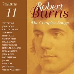 The Complete Songs of Robert Burns, Vol. 11