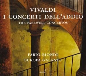 Vivaldi: I concerti dell'addio Product Image