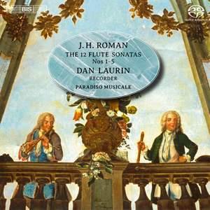 Roman - The 12 Flute Sonatas (Sonatas 1-5)