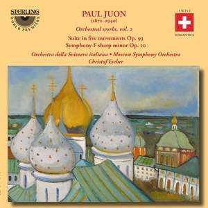 Paul Juon: Orchestral Works Vol. 2
