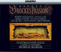 Handel: Brockes Passion HWV 48