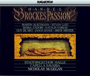 Handel: Brockes Passion HWV 48
