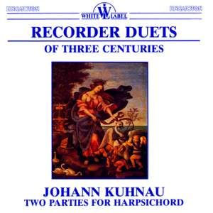 Recorder Duets of Three Centuries