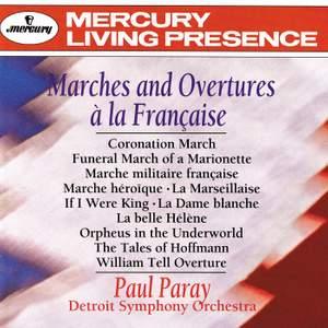 Marches & Overtures à la Française
