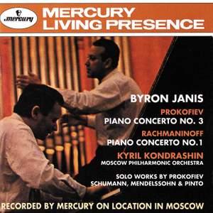 Prokofiev & Rachmaninov: Piano Concertos