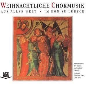Weihnachtliche Chormusik aus aller Welt - Im Dom zu Lübeck