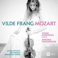 Vilde Frang plays Mozart
