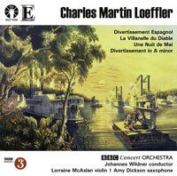 Loeffler: Divertissement in A minor and other works