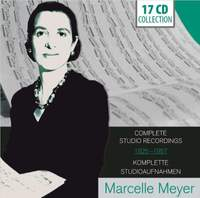 Marcelle Meyer: Complete Studio Recordings 1925-57