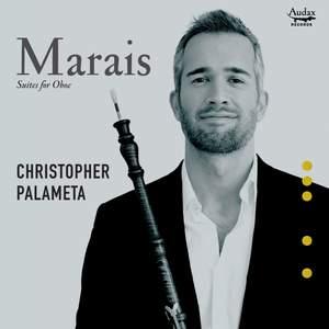 Marais: Suites for Oboe Product Image
